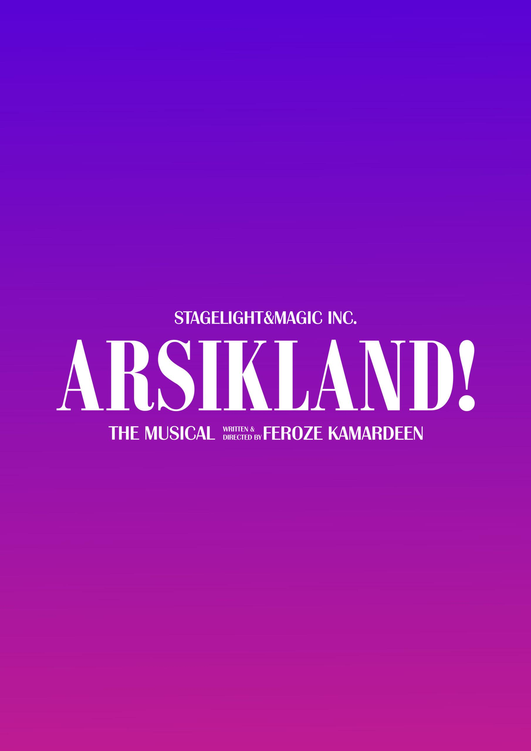 arsikland the musical
