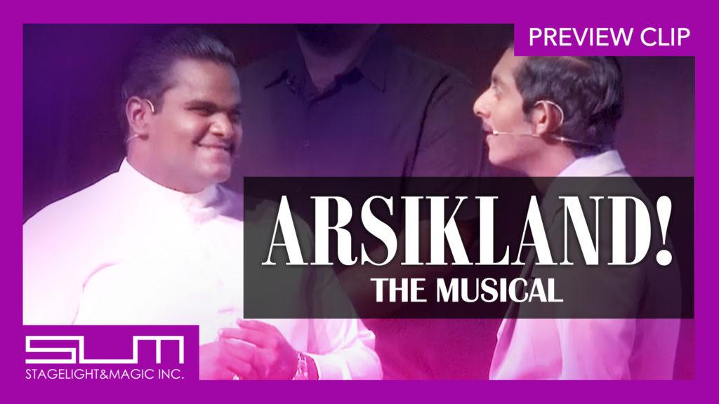 Arsikland The Musical Pusswedilla Preview